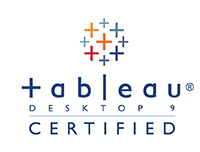 Tableau Desktop Certified